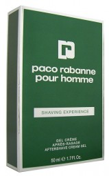 Paco Rabanne pour Homme Aftershave Cream Gel 50 ml