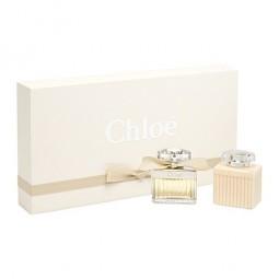 Chloe Eau de Parfum Geschenkset EdP 50 ml + Body Lotion 100 ml