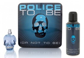 Police To Be Geschenkset EdT 125 ml + Deo Spray 150 ml