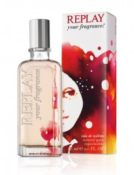 Replay Your Fragrance for Her Eau de Toilette 40 ml